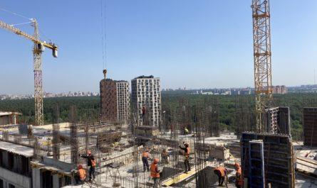 Дольщикам проблемного ЖК «Терлецкий парк»: начались работы нулевого цикла на блоке Ж