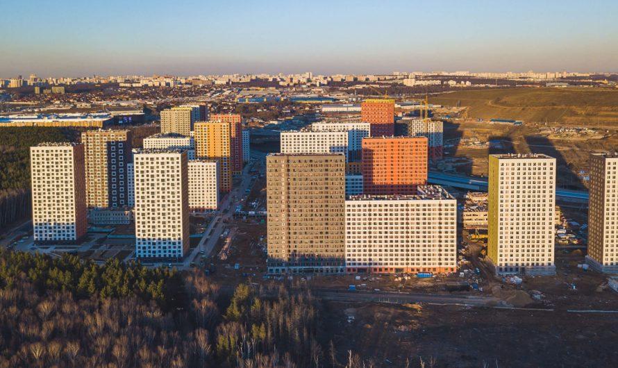 Введены в эксплуатацию два корпуса жилого комплекса «Саларьево парк» на 285 семей