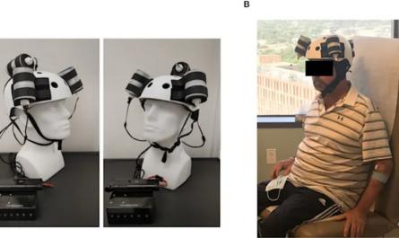 Магнитный шлем помог уменьшить смертельную опухоль мозга
