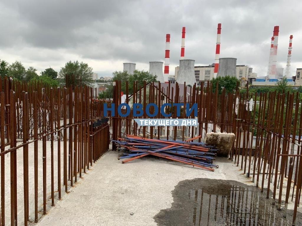 В проблемном ЖК «Нескучный Home & Spa» приступили к техническому обследованию конструкций корпуса №6