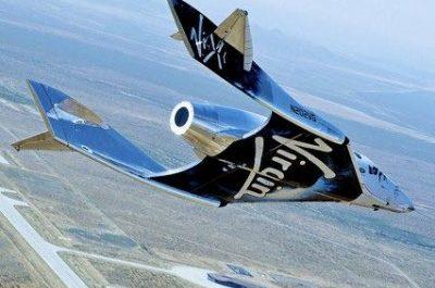 Миллиардер Ричард Брэнсон совершил частный «космический» полёт [ВИДЕО]