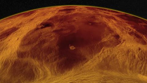 Ночная погода на Венере озадачила учёных