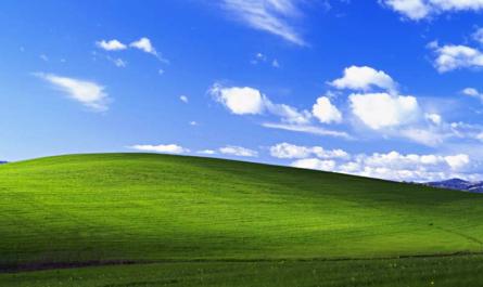 Ностальгический тест! Угадаете, как назывались обои Windows XP?