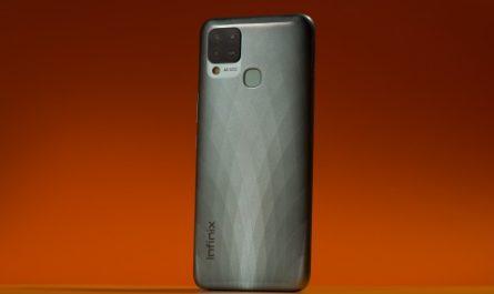 Обзор Infinix Hot 10S NFC: большой размер за разумную цену