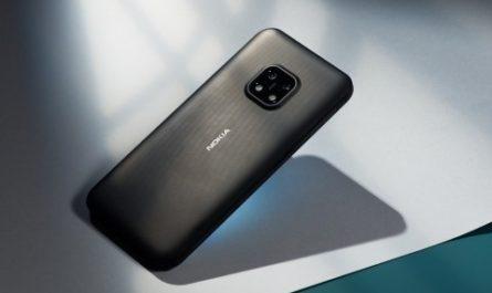 Обзор Nokia XR20: защищён по всем фронтам