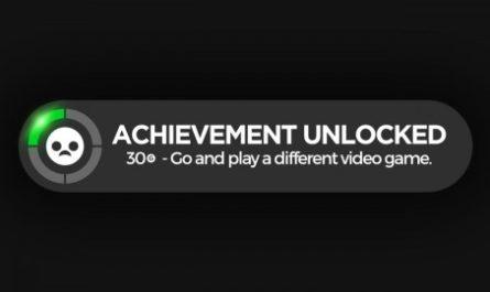 Опрос: как вы относитесь к ачивкам и прохождению игр на 100%?