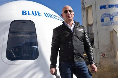 Опрос: как вы относитесь к полётам миллиардеров в космос?