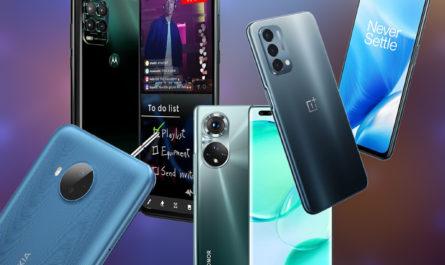 Опрос: какой новый смартфон июня вам понравился больше всего?