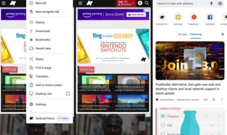Отменённый сервис Google «восстал из мёртвых» в качестве функции Chrome