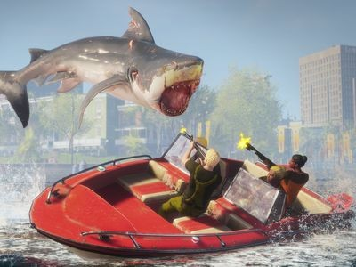 Озвучена дата релиза сюжетного DLC для симулятора акулы-людоеда [ВИДЕО]