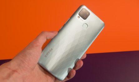Первый взгляд на Infinix Hot 10S NFC: для тех, кто хочет экран побольше