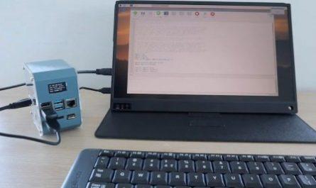 Raspberry Pi 4 превратили в настоящий миниатюрный сервер [ВИДЕО]