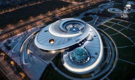 Сделано в Китае #282: самый быстрый поезд, самый большой планетарий и первый ториевый ядерный реактор