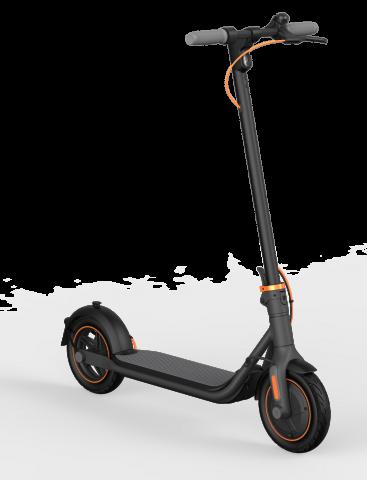 Segway-Ninebot Kickscooter F40 с запасом хода 40 км поступает в продажу
