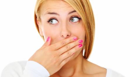 Создан прибор для определения неприятного запаха изо рта
