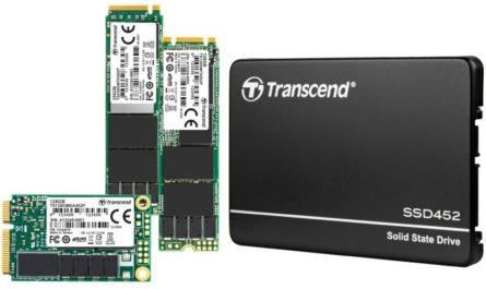 Transcend представила SSD-накопители с технологией IPS