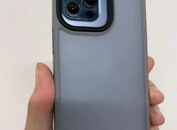 У новых iPhone будет обновлённый дизайн [ФОТО]