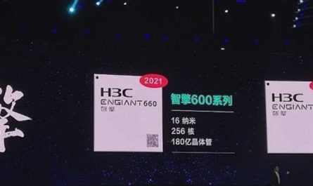 В Китае представили 500-ядерный 7-нм процессор