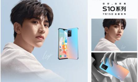Vivo раскрыла дизайн своих новых смартфонов S10 и S10 Pro