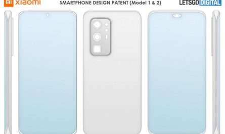 Возможный дизайн будущего флагмана Xiaomi
