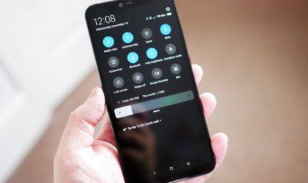 Xiaomi исправит тёмный режим в MIUI