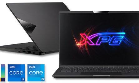 XPG XENIA 14 — ультрабук на Intel Core 11-го поколения и SSD PCIe Gen4
