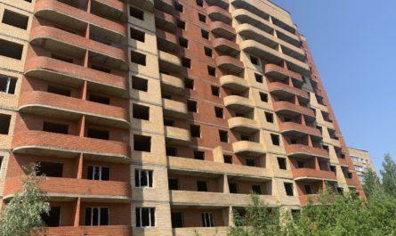 Москомстройинвест: Завершить проектирование проблемного жилого дома в Кокошкино планируется в ноябре 2021 года