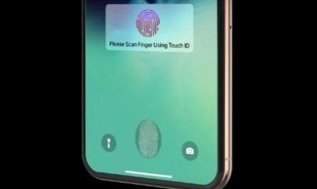Apple тестирует подэкранный сканер. Но цель компании — спрятать Face ID