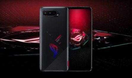 ASUS ROG Phone 5s получит 24 ГБ оперативной памяти и новый процессор