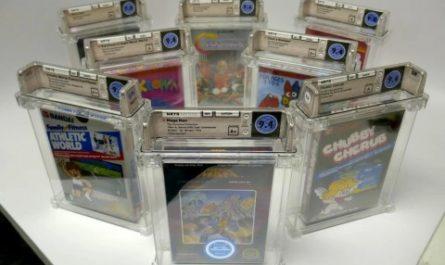 Аукцион и комиссию по оценке редких игр обвинили в сговоре ради повышения цен