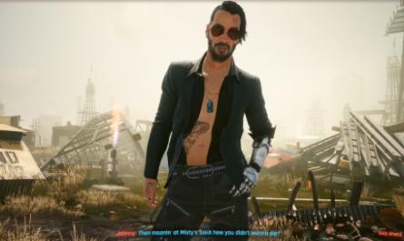 Авторы Cyberpunk 2077 анонсировали патч и косметическое DLC
