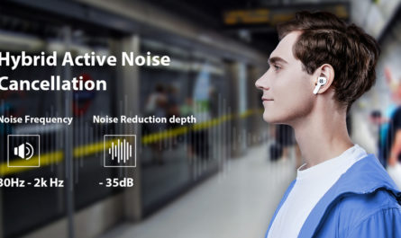 Blackview AirBuds 5 Pro: $50 за активное шумоподавление и защиту от воды