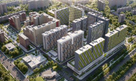 Введены в эксплуатацию последние два дома в ЖК «Летний сад» в Дмитровском районе