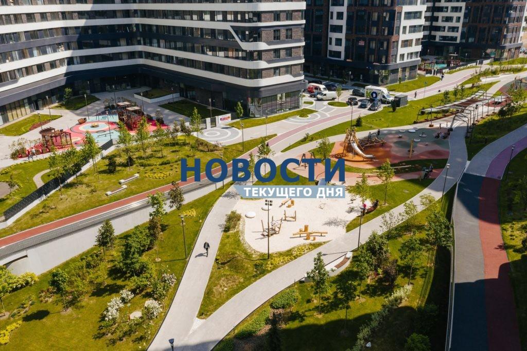 Компания «Донстрой» инвестирует более 3,5 млрд рублей в строительство дорог, школы и детского сада в районе Лефортово