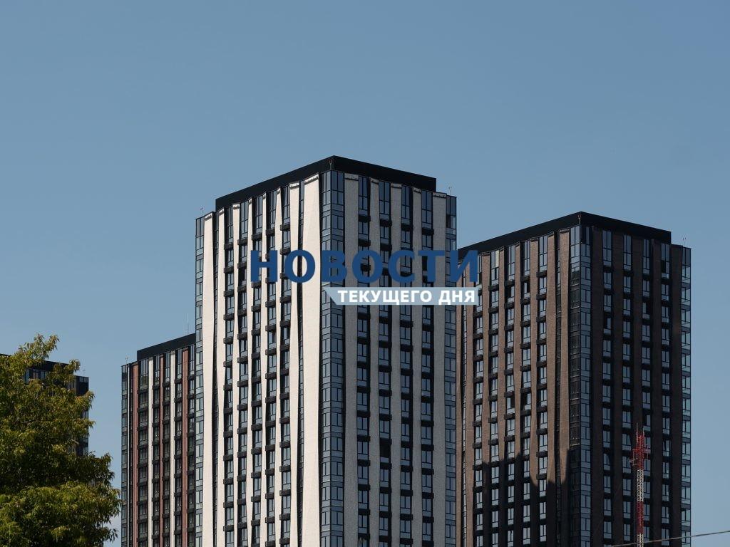 Первая очередь ЖК «Метрополия» на Волгоградском проспекте введена в эксплуатацию