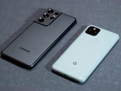 Google Pixel 5a сошёлся в битве камер с Samsung Galaxy S21 Ultra