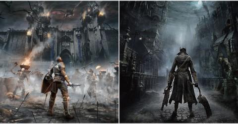 Инсайдер: авторы Dark Souls делают ещё один эксклюзив PlayStation
