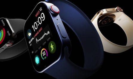 Инсайдеры: Apple Watch Series 7 получат новый дизайн и крупный корпус