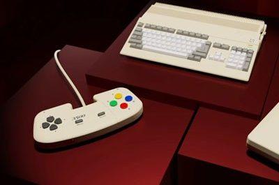 Культовая консоль Amiga 500 от Commodore получит мини-версию