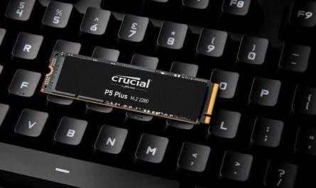 Micron представила скоростные SSD-накопители Crucial P5 Plus