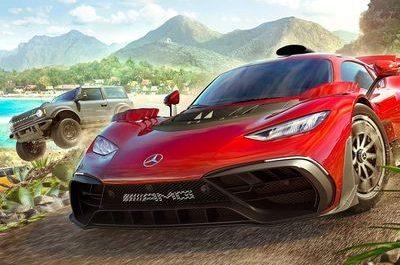 Microsoft показала первые 8 минут и обложку Forza Horizon 5 [ВИДЕО]
