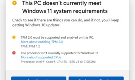Microsoft сдалась: Windows 11 будет работать на старых компьютерах