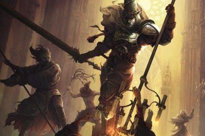 Мрачная Blasphemous получит сиквел и бесплатное DLC [ВИДЕО]