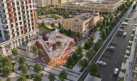 ГК «Пионер» направит 1,5 млрд рублей на создание прогулочной зоны на юге Москвы