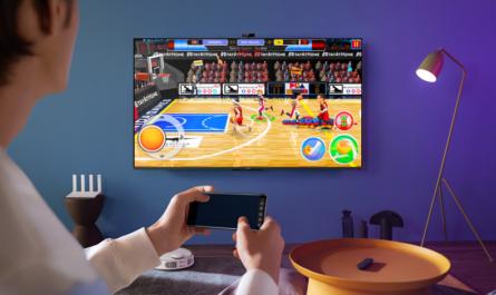 Обновление для HUAWEI Vision S: улучшенные видеозвонки и новые приложения