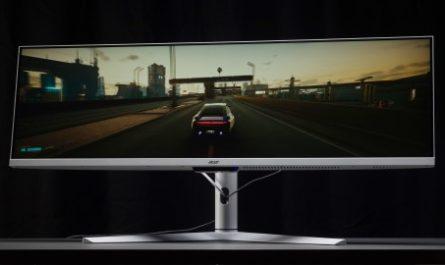 Обзор Acer Nitro XV431CP: ультраширокий взгляд на гейминг