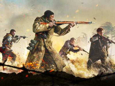 Опубликован официальный тизер Call of Duty: Vanguard [ВИДЕО]