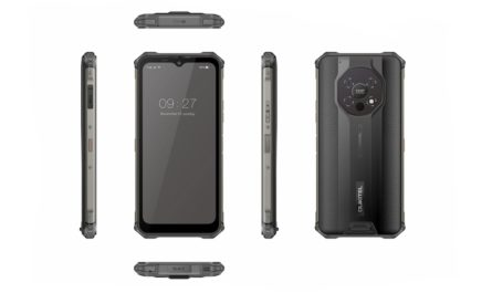 Oukitel WP13: защищённый смартфон с термометром и NFC за $199