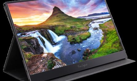 Переносной монитор Acer AOPEN 16PM3Q выпущен в России
