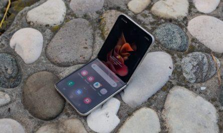 Первый взгляд на Samsung Galaxy Z Flip3: сложен с любовью